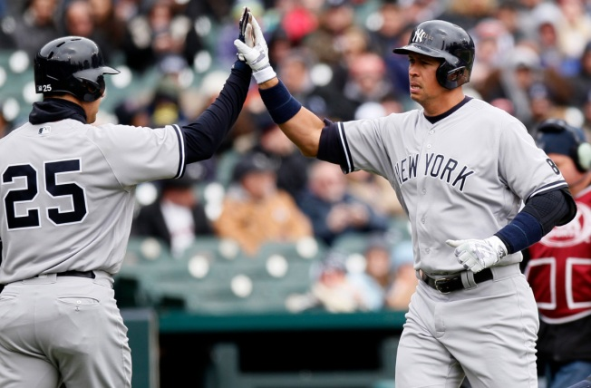 Sabathia Leads Yanks in 8-4 Win Against Tigers