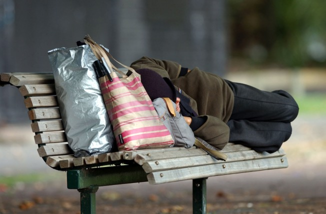 Teams Dispatched to Keep Homeless From Freezing on Streets