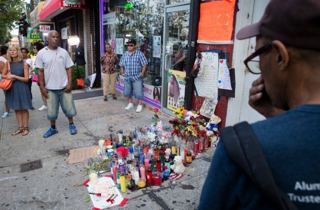 After 2 Years, Federal Probe of Eric Garner Chokehold Death in Limbo
