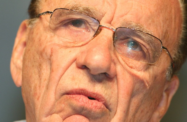 Rupert Murdoch Now Owns Every Newspaper in Brooklyn