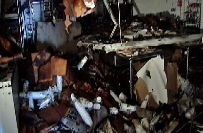 Arson Suspected in L.I. Food Pantry Fire