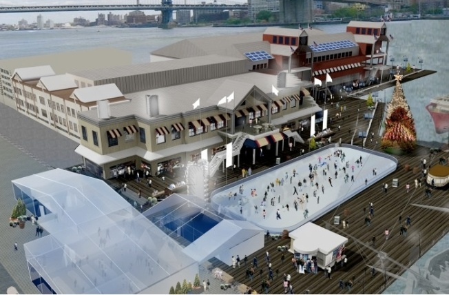Ice Skate and Rock Out at the Seaport Winter Music Fest