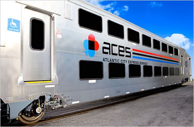 Casinos Unveil AC Express Train from Penn Station