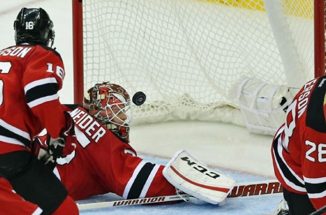 Devils Pull Off 4-2 Win Over Streaking Panthers