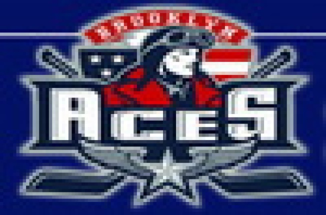 Brooklyn Nets? Eh, Brooklyn Aces Are Here: One is tempted to say puck...