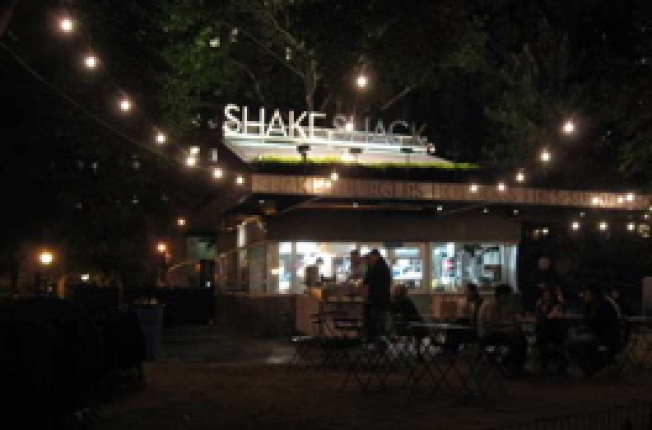 Winter Hours Now Enforced at Mad. Sq. Park Shake Shack