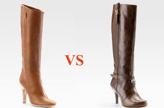 Sophie's Other Choice: Giuseppe Zanotti vs. Studio Pollini