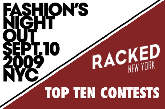 Racked's Guide To Fashion's Night Out: Top Contests