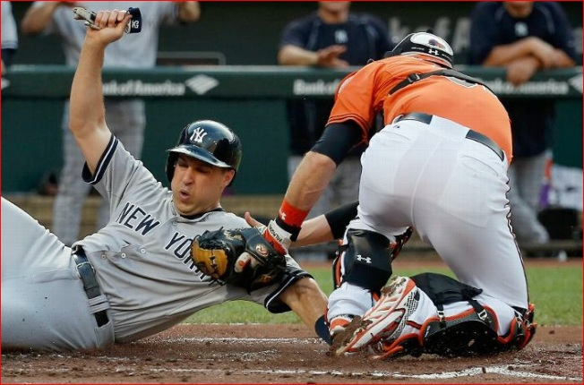 A-Rod Hits 2,000th RBI, but Yanks Lose to Orioles