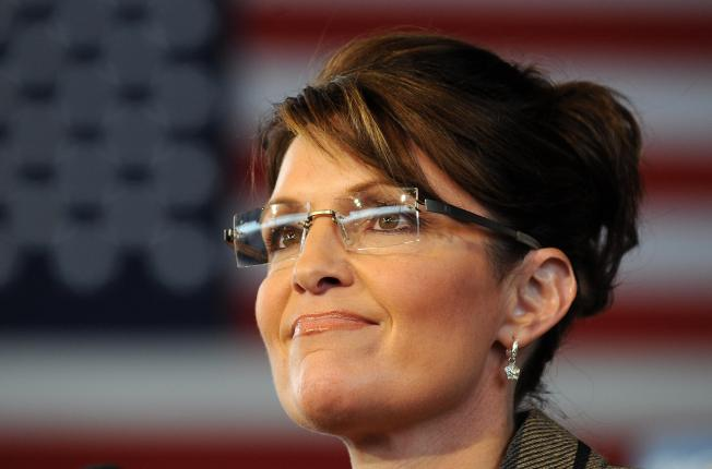Palin: Media Sought to Seek, Destroy