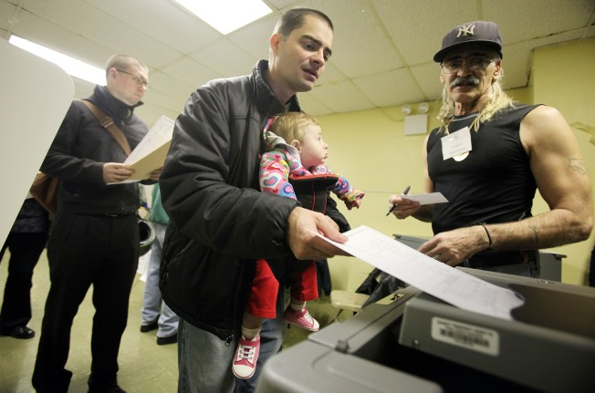 Panic Politics: NY Voters Held Cards in Year of Fear