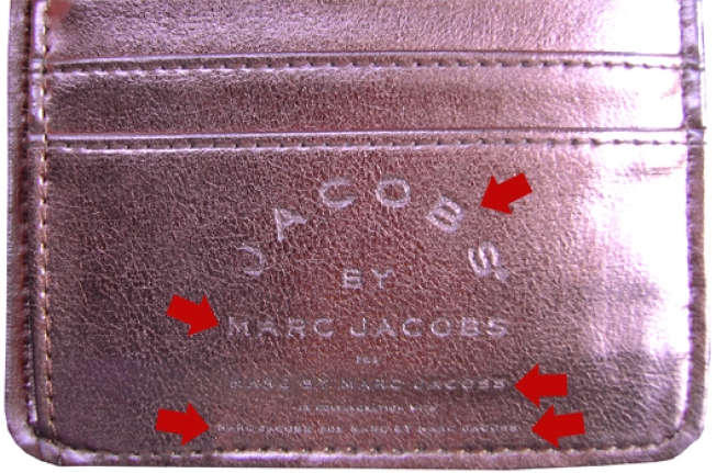 Dissecting a Cheap Marc Jacobs Wallet