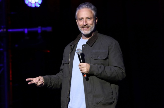 Jon Stewart, Wife, Adopt Abused Horse Injured by Paintballs
