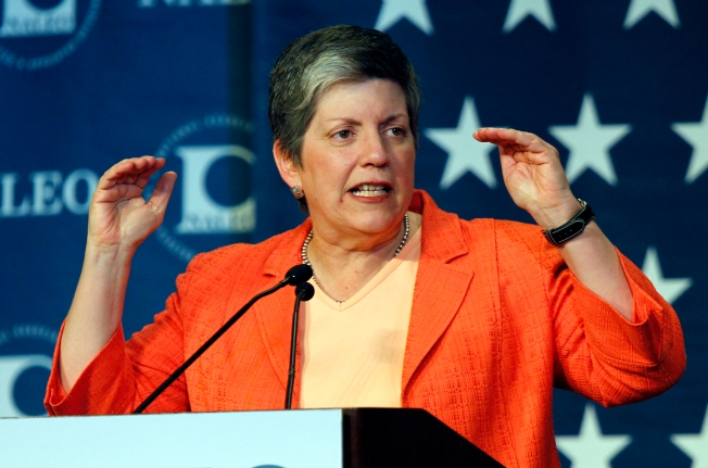 """Terrorist Threat May Be at """"Most Heightened State"""" Since 9/11: Napolitano"""
