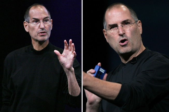 Jobs' Return Addressed at Apple Meeting