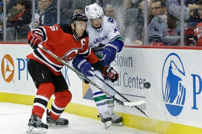 Palmieri's OT Goal Gives Devils 4-3 Win Over Canucks