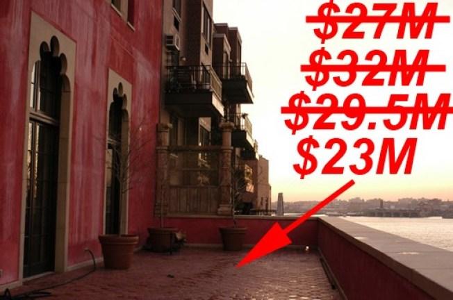 CHUPI IN CRISIS: Palazzo Duplex Joins the Chopping Block