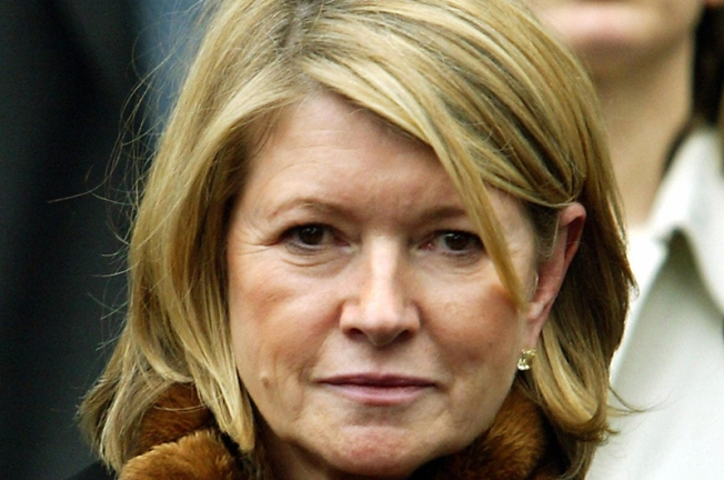 Martha Stewart's Pooch Perishes in a Blaze