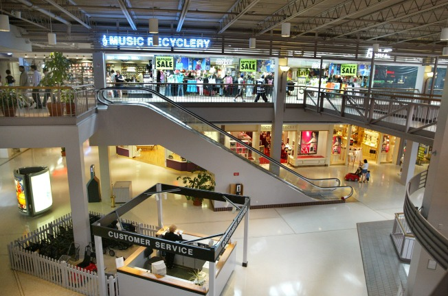 Mall Madness - Retail Sales Drop for Fifth Month