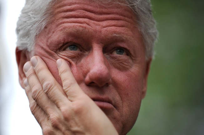 Bill's Business May be Barrier to State Post for Hillary