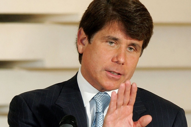 Illinois Legislators: Blago Has Got to Go
