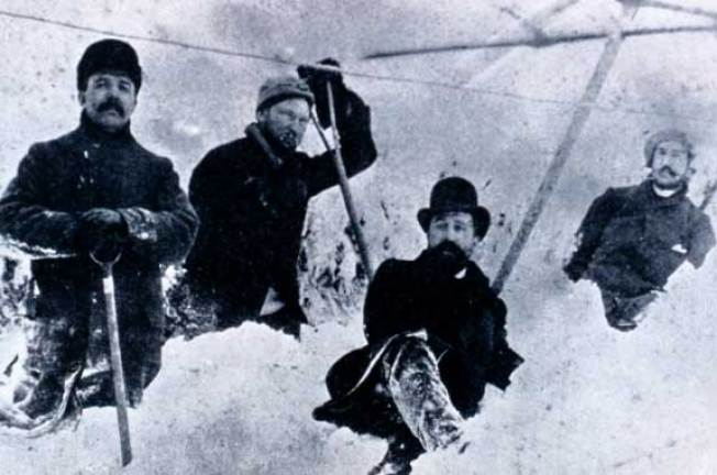 "The Blizzard of 1888: The Original ""Snowpocalypse"""