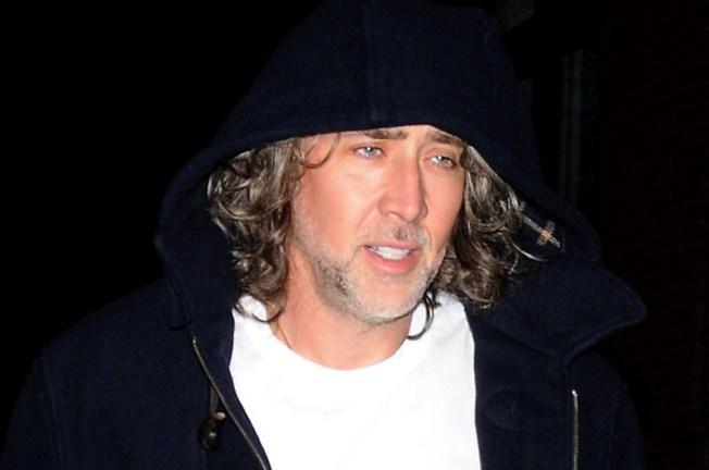 IRS: Nicolas Cage Owes $6.2M