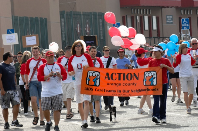 Sunday Marks 25th Anniversary of AIDS Walk New York