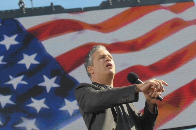Jon Stewart's Latest New Role