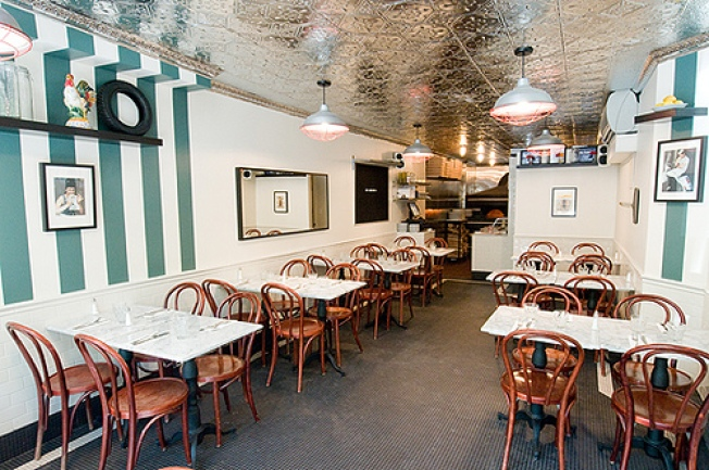 "It's a Onespot for Motorino, Serving ""the City's Best Pizza"""