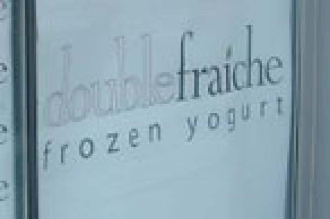 Double Fraiche Fro-Yo Comes to East Village