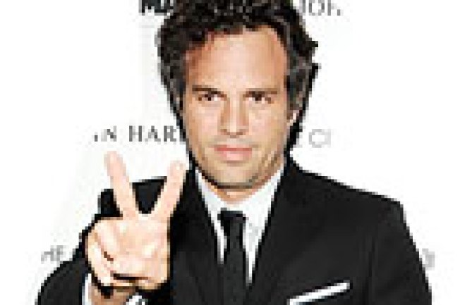 Don't Touch Mark Ruffalo's Stuff