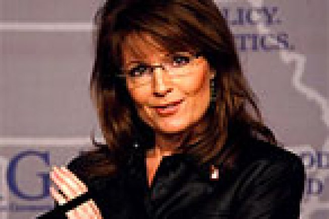Palin Congratulates Obama