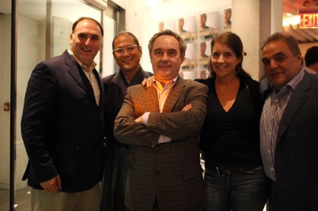 EaterWire: Chestnut Bar Opens, The Morimoto Closer, El Bulli Resy Line Open, and More