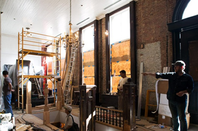 Back in NYC, Billy Reid Lands on the Bowery