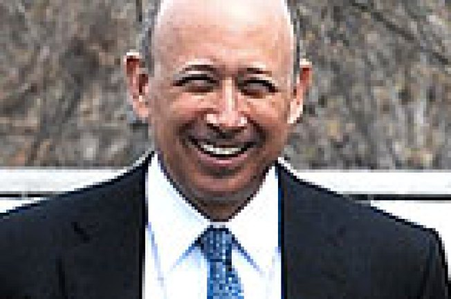 Goldman Sachs Vows Out of Government Bailout