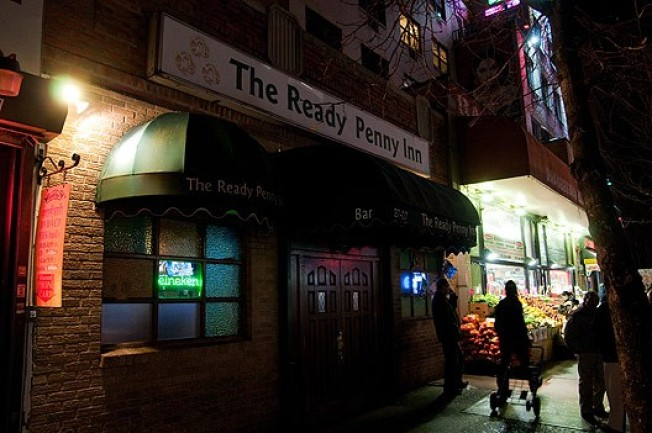 Go There: The Ready Penny, Jackson Heights
