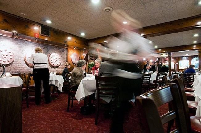 Le Rivage, a Pre-Theater Bistro on Restaurant Row