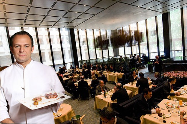 Fabio Trabocchi is OUT at the Four Seasons After 3 Months