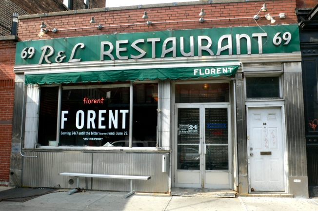 R&L (FKA Florent) Reopens with Free Food