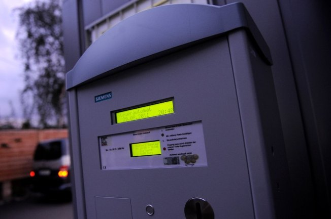 "German City Unveils ""Prostitute Meter"""