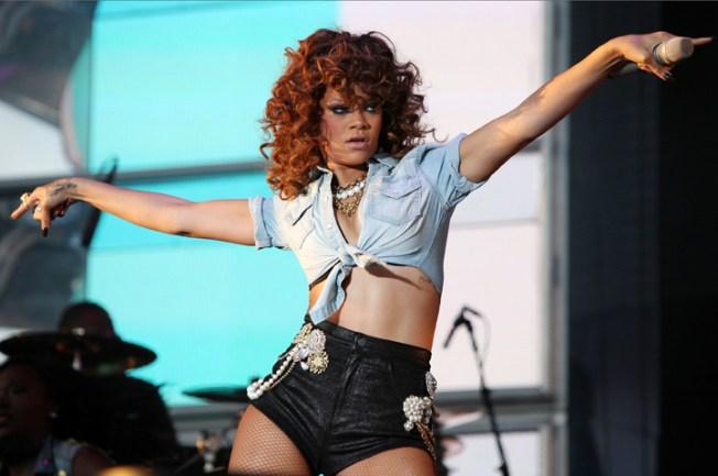 Rihanna Sues Over Leaks At $7 Million LA-Area Home