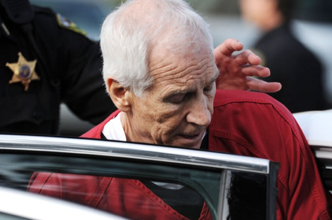 Sandusky's Pension May Be Revoked