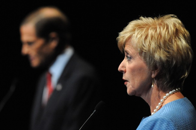 McMahon, Blumenthal Duel in Conn.