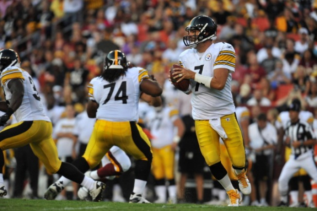 You Could Win The Super Bowl! Pittsburgh Steelers