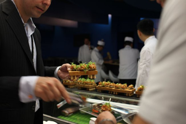 Chefs, Bloomberg Christen JetBlue's Food Court of the Future