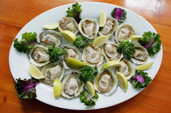 The Amorous Oyster