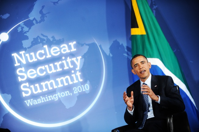Obama Bids to Rein in Nukes