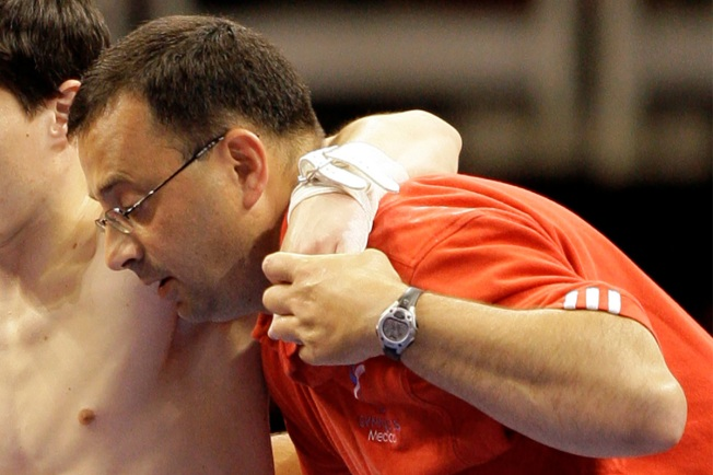 Ex-USA Gymnastics Doctor Charged With Sex Abuse in Michigan