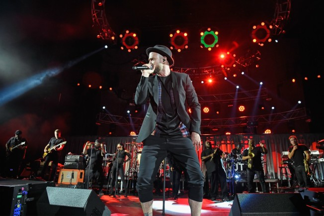 [NATL] Justin Timberlake, Ariana Grande, More Play for Unity at Charlottesville Benefit Concert